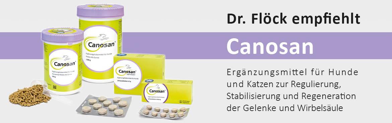 Canosan-Hund-Katze-Gelenke-Ergaenzungsfuttermittel